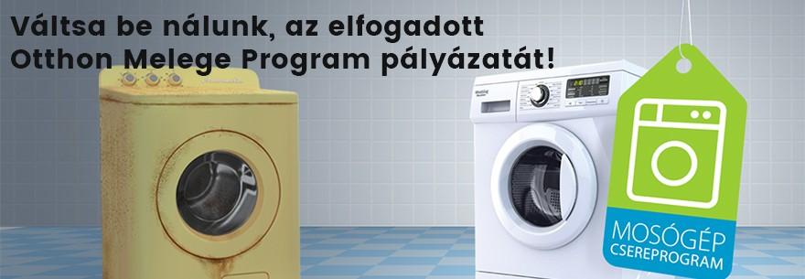 Állami mosógép csereprogram!